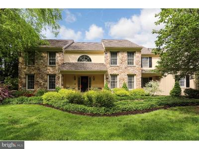 Kennett Square Single Family Home Under Contract: 223 Kirkbrae Road
