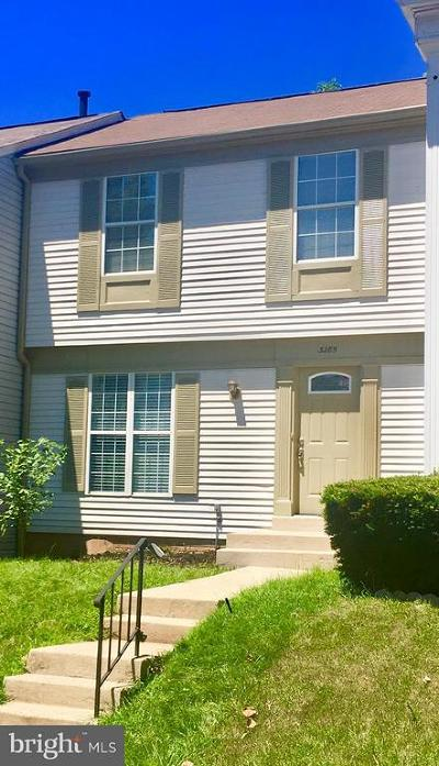 Herndon Townhouse For Sale: 3285 Tayloe Court