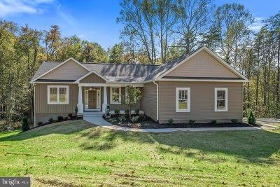Rappahannock County Single Family Home For Sale: 15018 Lee Highway