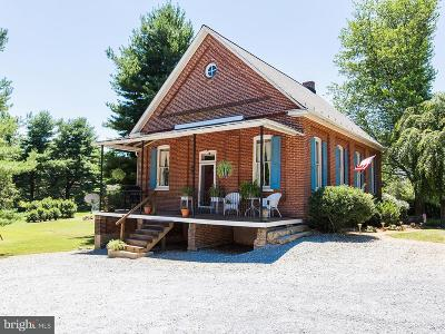 Willow Street Single Family Home For Sale: 832 Pennsy Road