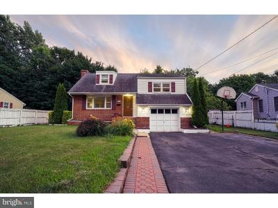 Hightstown Single Family Home Under Contract: 104 Gilman Place