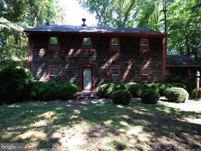 Bridgeville Single Family Home For Sale: 18093 Barnes Road