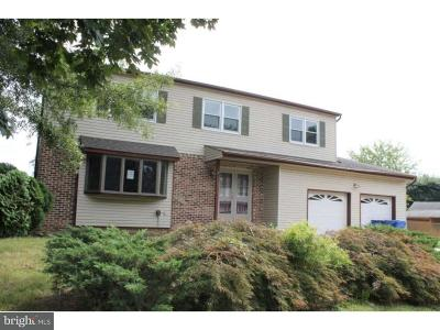Bordentown Single Family Home For Sale: 3 W West Point Drive