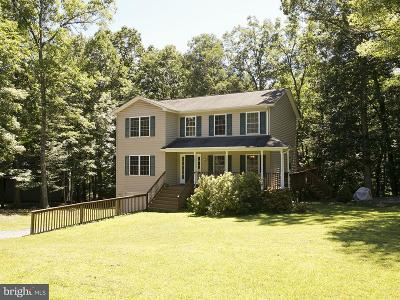 Frederick County Single Family Home For Sale: 100 Northwood Circle