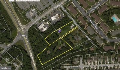 Laurel Residential Lots & Land For Sale: 9269 All Saints Road