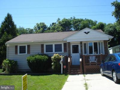 Single Family Home For Sale: 111 Wilgate Road