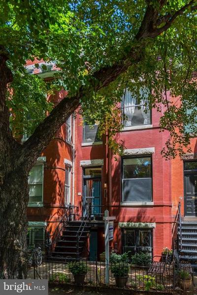 Capitol Hill Multi Family Home Under Contract: 113 5th Street NE