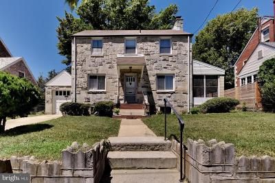Brookland Single Family Home For Sale: 3806 18th Street NE