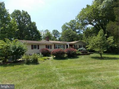 Princeton Single Family Home For Sale: 47 Meadowbrook Drive