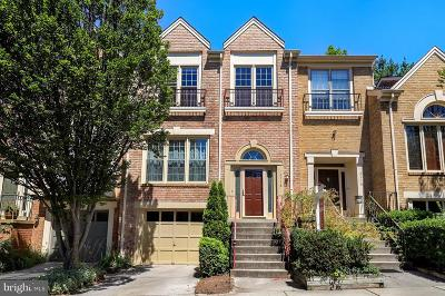 Annandale, Falls Church Townhouse For Sale: 2118 Kings Garden Way