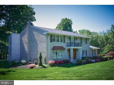 Abington Single Family Home For Sale: 1341 Woodland Road