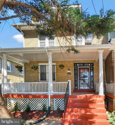 16th Street Heights, H Street Coridor, H Street Corridor Single Family Home For Sale: 5008 Arkansas Avenue NW