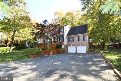 Stafford Single Family Home For Sale: 2466 Harpoon Drive