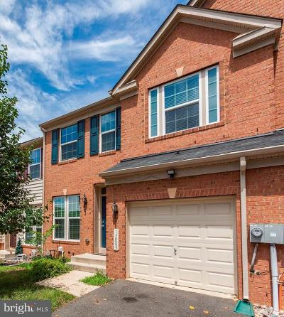 Accokeek Townhouse For Sale: 13803 Stroh Court