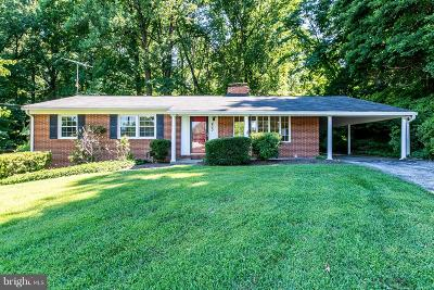 Timonium Single Family Home For Sale: 403 Timonium Road W