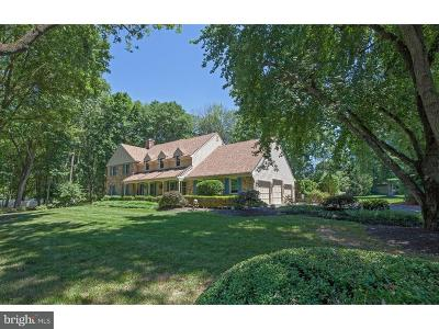 Doylestown Single Family Home For Sale: 145 Wagon Wheel Lane