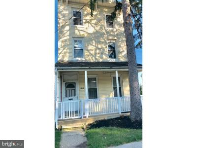 Norristown Single Family Home For Sale: 1414 Arch Street