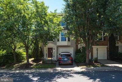 Ashburn Townhouse For Sale: 44885 Grove Terrace