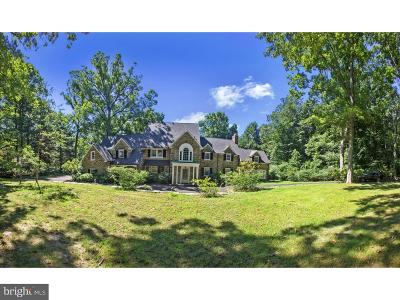 Huntingdon Valley Single Family Home For Sale: 1979 Country Club Drive