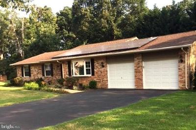 Waldorf Single Family Home For Sale: 10830 Pam Drive