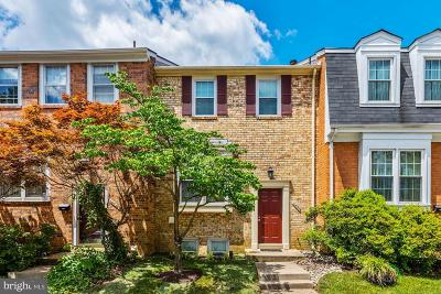 Silver Spring Townhouse For Sale: 10526 Georgia Avenue