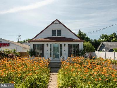 Rehoboth Beach Single Family Home For Sale: 37556 Atlantic Avenue