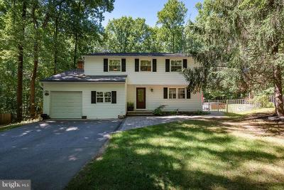 Marriottsville Single Family Home For Sale: 2608 Thompson Drive