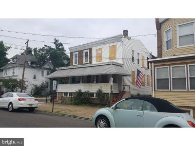 Gloucester City Single Family Home For Sale: 18 S Sussex Street