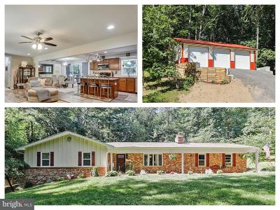 Mount Airy Single Family Home For Sale: 13930 Harrisville Road