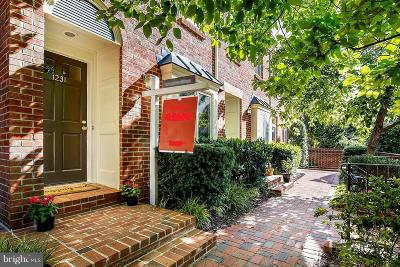 Alexandria Townhouse For Sale: 1231 Portner Road
