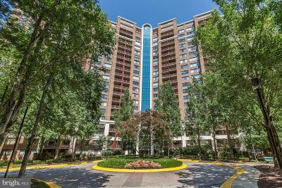 Rockville Condo For Sale: 10101 Grosvenor Place #2007