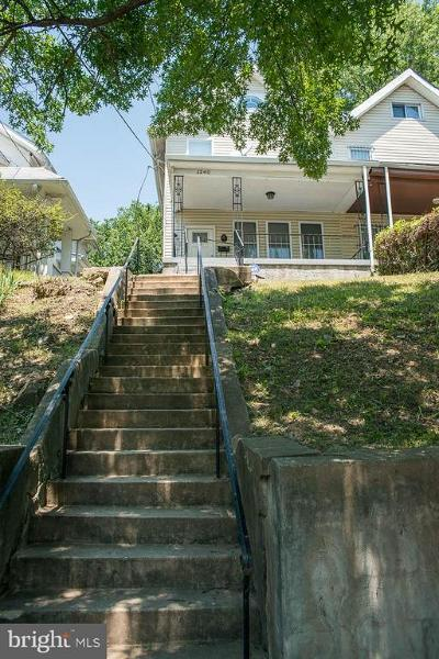 Brookland Single Family Home For Sale: 1240 Evarts Street NE