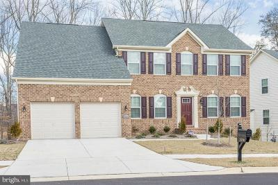 Upper Marlboro Single Family Home For Sale: 3016 Lake Forest Drive