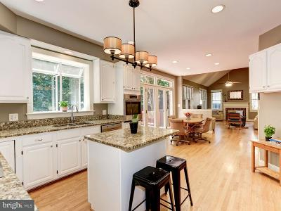 Bethesda Single Family Home For Sale: 6808 Rannoch Road
