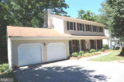 Laurel Single Family Home Under Contract: 8426 Oak Stream Drive