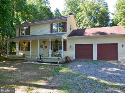 Stafford Single Family Home For Sale: 515 Shelton Shop Road