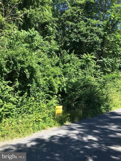 Warren County Residential Lots & Land For Sale: Blue Mountain Road
