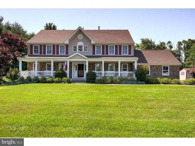 Robbinsville Single Family Home For Sale: 15 Barto Way