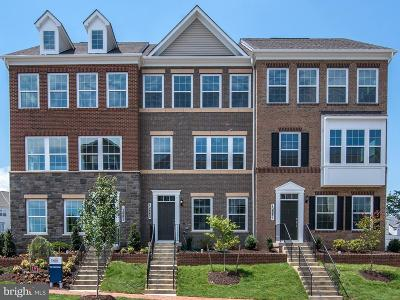 Clarksburg Townhouse For Sale: 1 Clarksburg Square Road