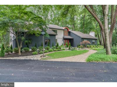 Moorestown Single Family Home For Sale: 6 Rosewood Lane