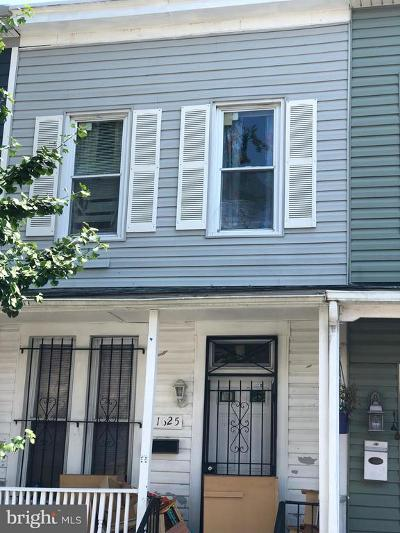 Washington Townhouse For Sale: 1625 Rosedale Street NE