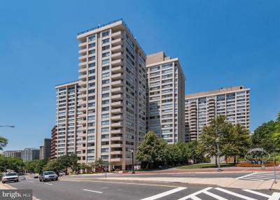 Chevy Chase Condo For Sale: 4515 Willard Avenue #2321S