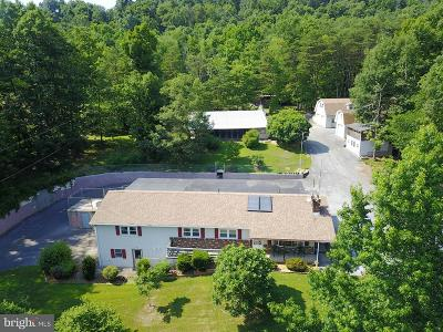 Newport Single Family Home For Sale: 1800 Timber Road