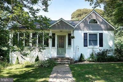 Cape St Claire Single Family Home For Sale: 900 Evergreen Lane
