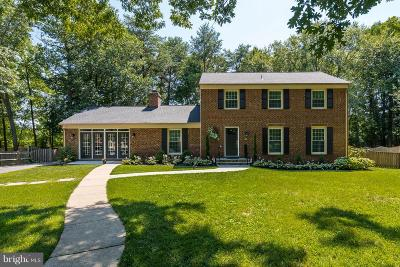 Springfield Single Family Home For Sale: 9017 Maritime Court