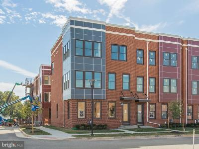 Lorton Townhouse For Sale: 9219 Central Green Street