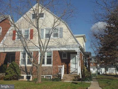 Lansdale Single Family Home For Sale: 129 E 3rd Street