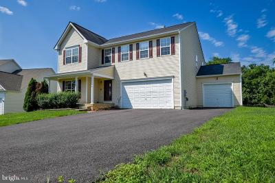 Culpeper Single Family Home For Sale: 900 Fairwood Drive