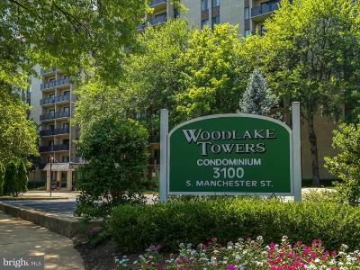 Falls Church Condo For Sale: 3100 Manchester Street #709