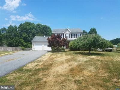 Elkton Single Family Home Under Contract: 7 Allison Way